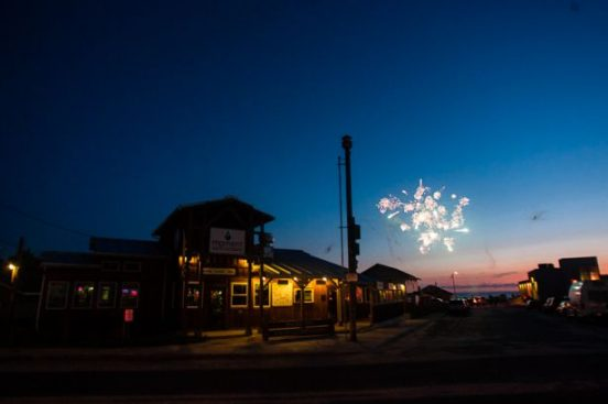 Pacific City Fireworks